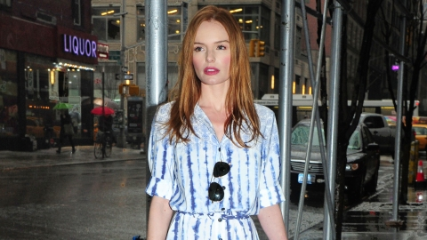 We Found Kate Bosworth's Cool Shirtdress | StyleCaster