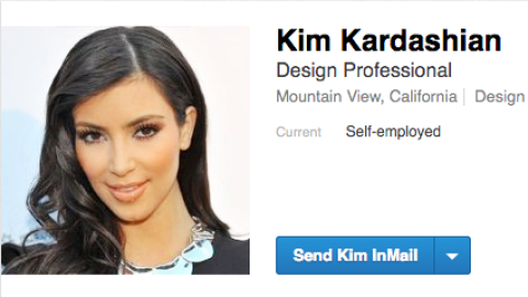 12 Stars With the Best LinkedIn Pages | StyleCaster