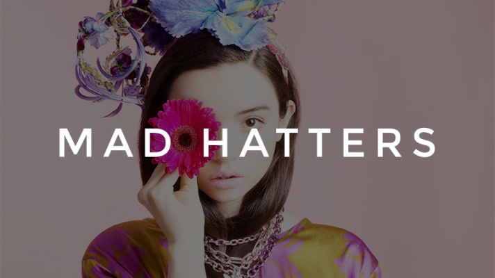 Mad Hatters: Show-Stopping Hats for Spring