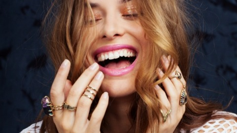 More is More: A Jewelry Editorial | StyleCaster