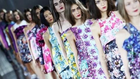 Exciting: Mary Katrantzou x Adidas | StyleCaster