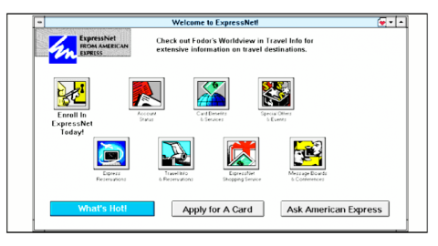 What the Web Looked Like in 1996 | StyleCaster