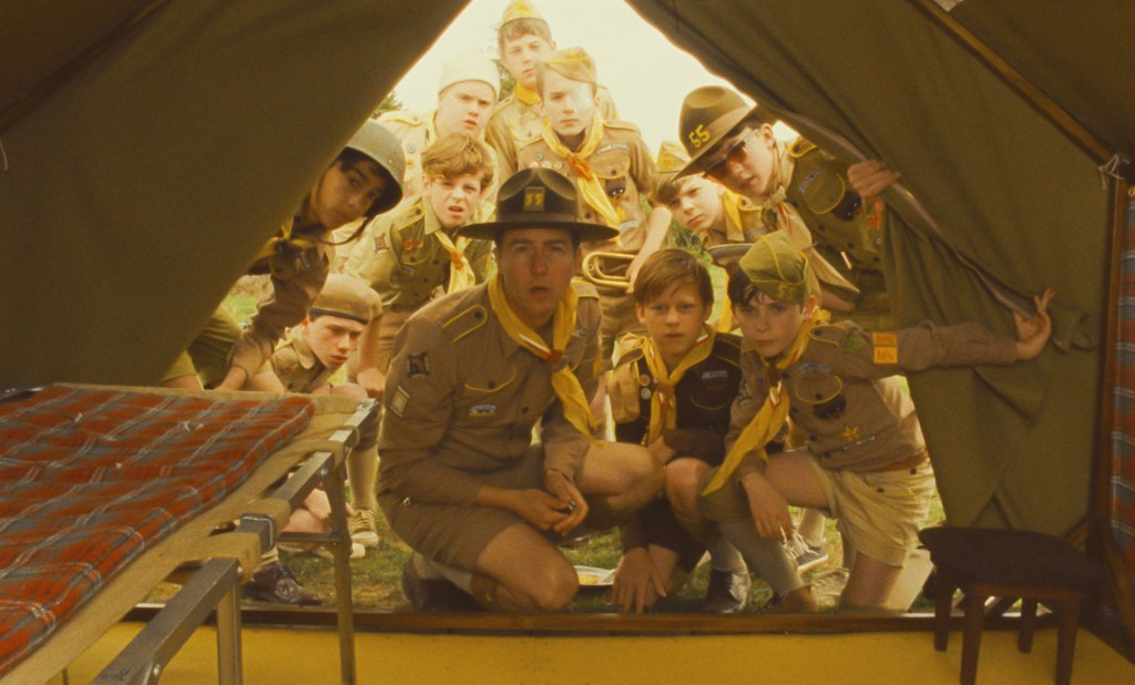 scouts The 12 Most Memorable Fashion Moments From Wes Anderson Movies