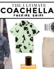 Scout Sixteen's Coachella Packing List