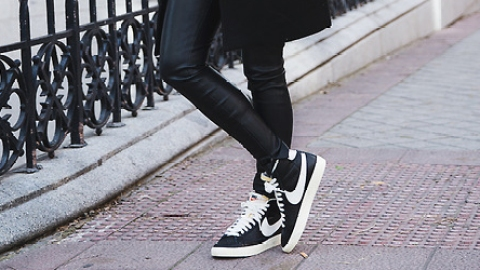 85 Ways to Style Sneakers For Spring | StyleCaster