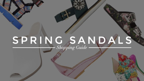 50 Spring Sandals to Buy Now   StyleCaster