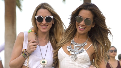 Street Style from Coachella | StyleCaster