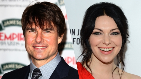 Tom Cruise Dating Laura Prepon: Report | StyleCaster