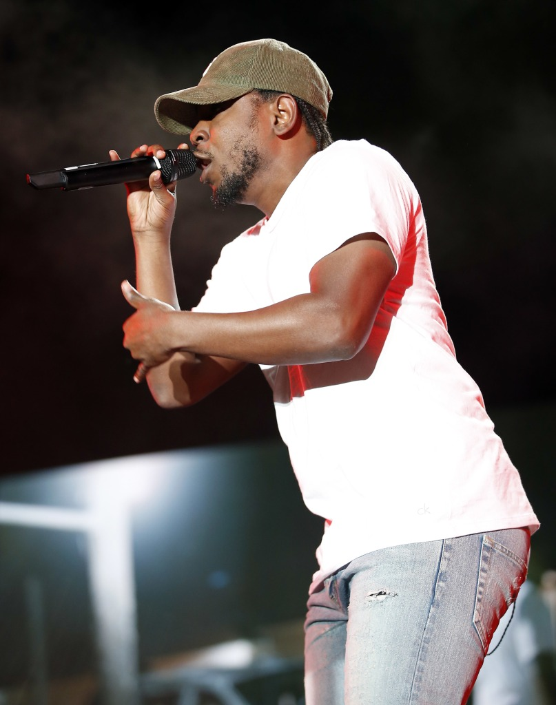 Life Is Beautiful Festival - Day 3 - Performances Featuring: Kendrick Lamar Where: Las Vegas, Nevada, United States When: 27 Sep 2015 Credit: Judy Eddy/WENN.com