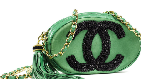 Gawk at These Rare Chanel Bags | StyleCaster