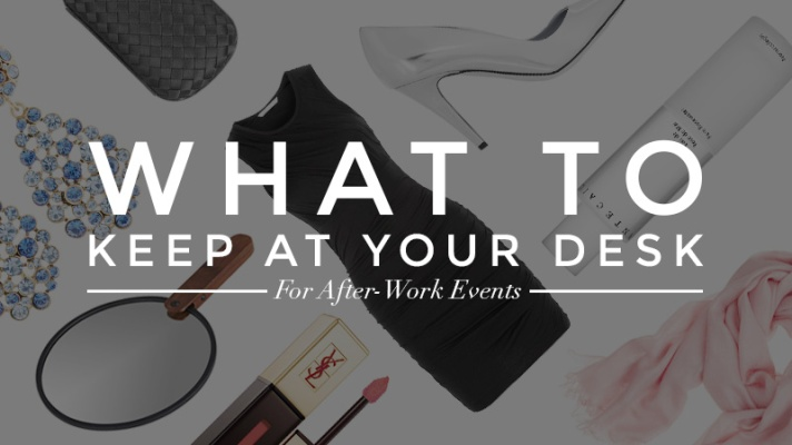 10 Things Every Woman Needs at Her Desk to Go From Day to Night