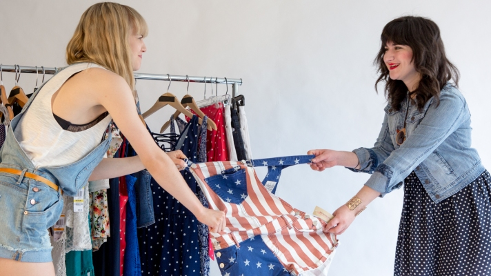 Two Style Bloggers go Head to Head in a Summer Fashion Challenge