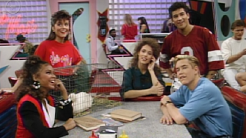 12 'Saved By The Bell' Musical Scenes | StyleCaster