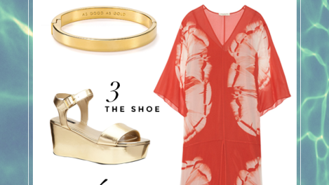 What to Wear to a Beach Wedding | StyleCaster