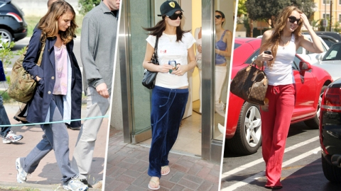10 Ladies Unrecognizable in Sweats | StyleCaster