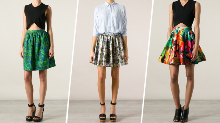 25 Girly Circle Skirts Perfect for Spring