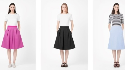 COS Has Launched Online Shopping! | StyleCaster