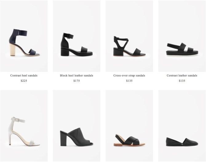 cos shoes