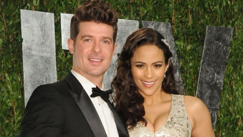 Robin Thicke's Love Triangle Disaster | StyleCaster