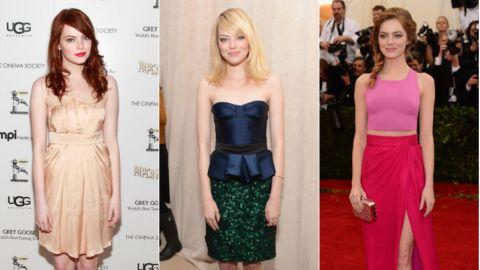 Emma Stone: 'Gaining Weight is Hard' | StyleCaster
