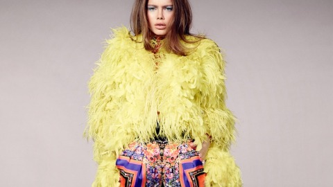 Prints-a-Palooza! A Fashion Editorial | StyleCaster