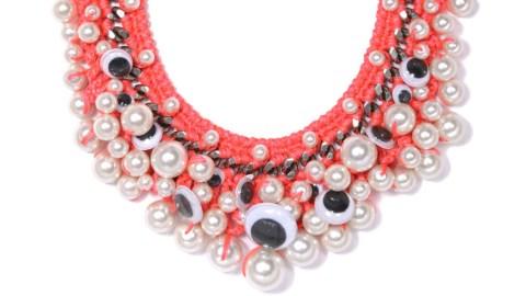 Editor's Pick: A Googly-Eye Necklace | StyleCaster