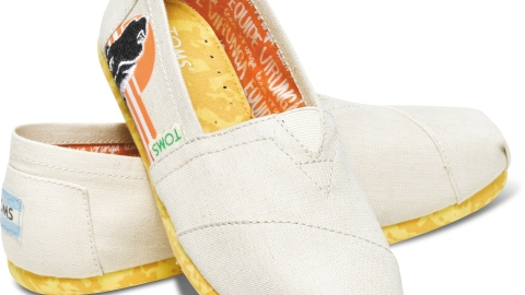 Editor's Pick: New Toms Shoes    StyleCaster