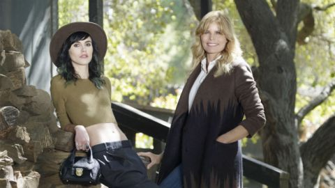 Stylish Mother Daughter Pairs  | StyleCaster