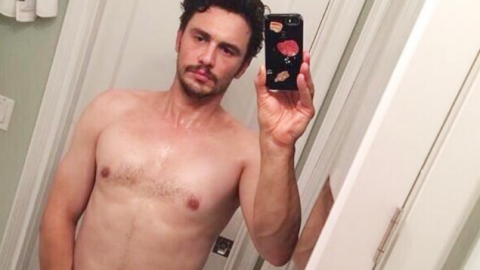 James Franco's Nude Selfie: 5 Questions | StyleCaster