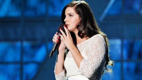 Lana Del Rey Performing at KimYe Wedding | StyleCaster