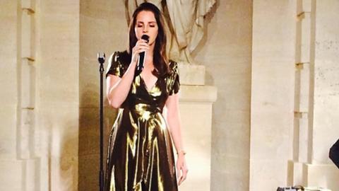 Lana Del Rey's Kimye Fee: Zero | StyleCaster