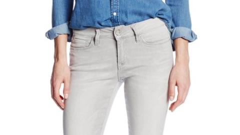The Comfiest Skinny Jeans Ever   StyleCaster
