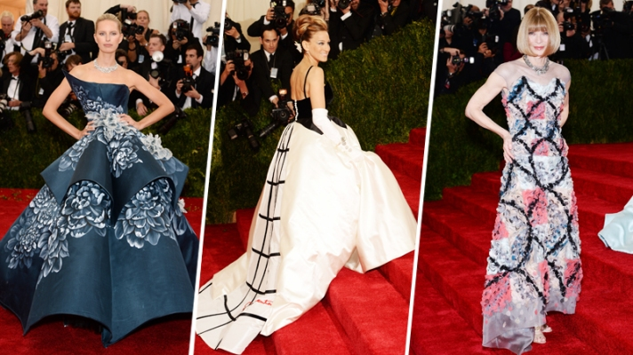 Met Gala 2014: See Every Dramatic Look from the Red Carpet!