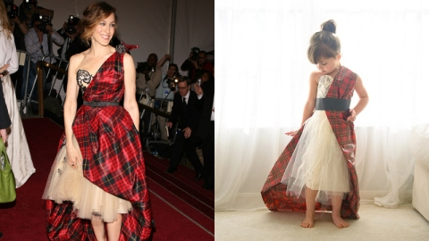 Iconic Met Gala Looks On a 4-Year-Old | StyleCaster