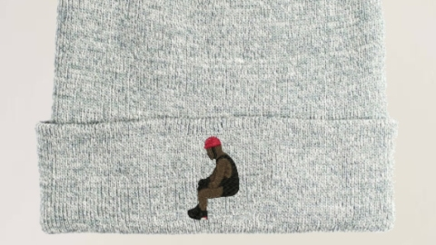 #SadKanye Was Embroidered on a Hat   StyleCaster