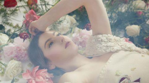 Garden Party: A Fashion Editorial | StyleCaster