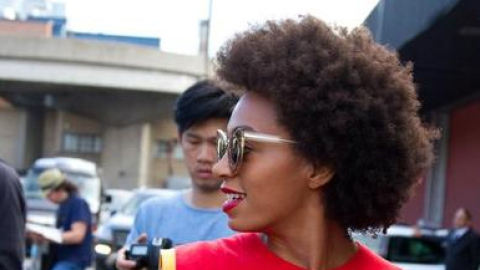 For Solange, the Publicity Paid Off | StyleCaster