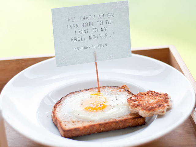 x17929 How to Make the Perfect Breakfast in Bed For Mothers Day