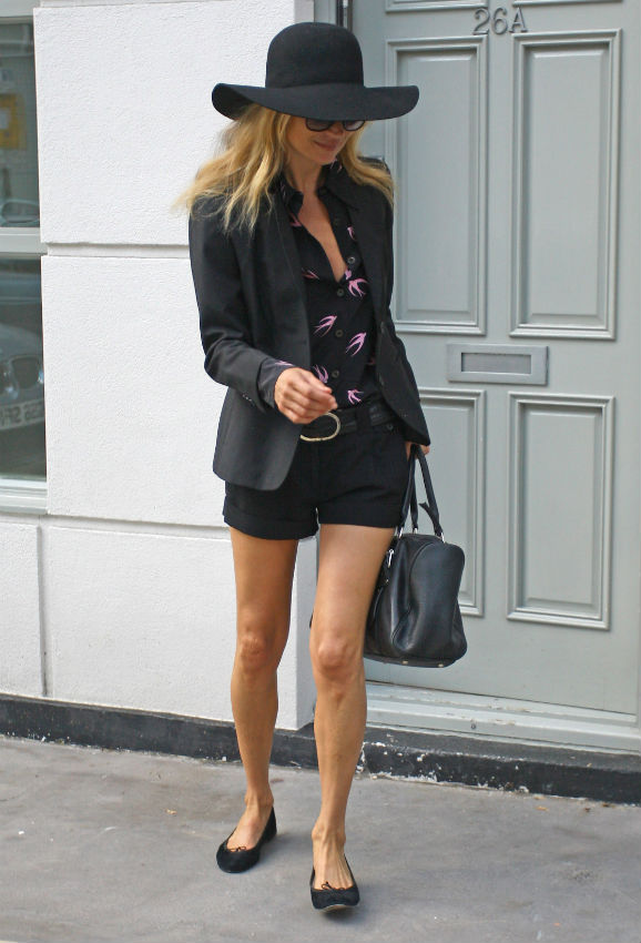 117861444 8 Summer Style Rules We Learned From Kate Moss