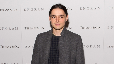 Olivier Theyksens Out At Theory | StyleCaster