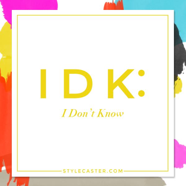 IDK definition