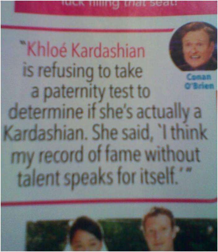 30 Reasons Khloe Kardashian is Our Favorite Kardashian (in GIFs!)