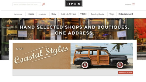 Alibaba Launches 11 Main | StyleCaster