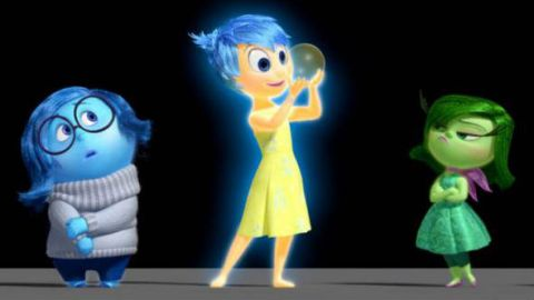 Amy Poehler in New Pixar Film   StyleCaster