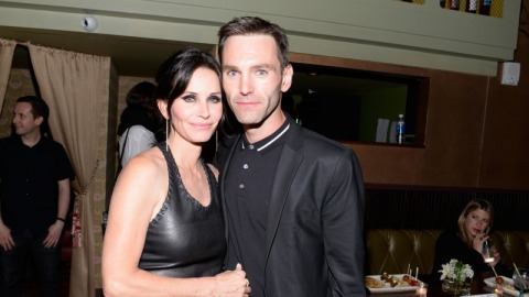 Courteney Cox is Engaged! | StyleCaster