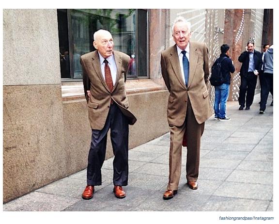 fashion grandpa