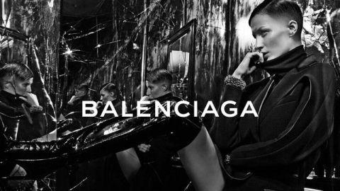 Gisele Sports Buzz Cut for Balenciaga | StyleCaster