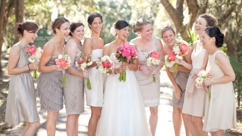 7 Tips For Finding Bridesmaids Dresses | StyleCaster