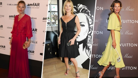 Kate Moss' Impeccable Summer Style | StyleCaster