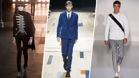 12 Menswear Trends For Spring | StyleCaster